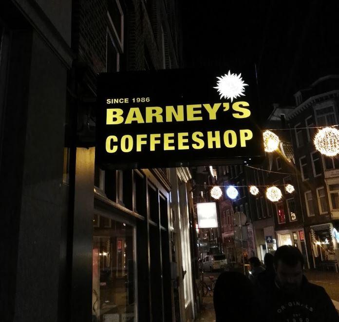 Barney's Coffeshop's